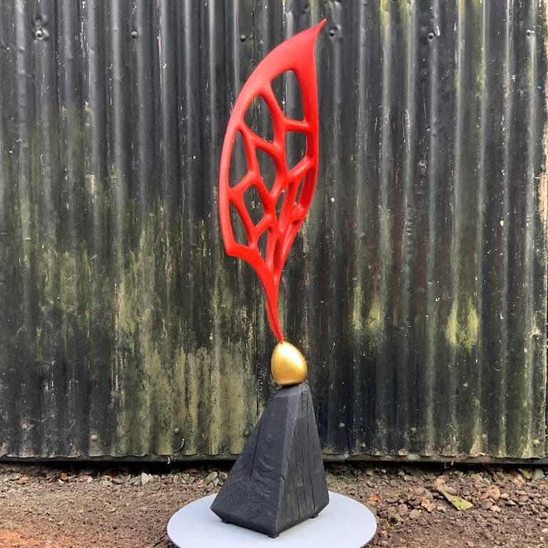 Misti Leitz original contemporary sculpture