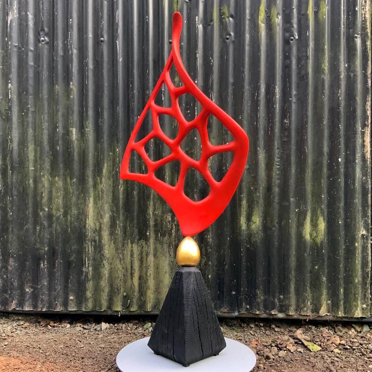bespoke misti leitz sculpture