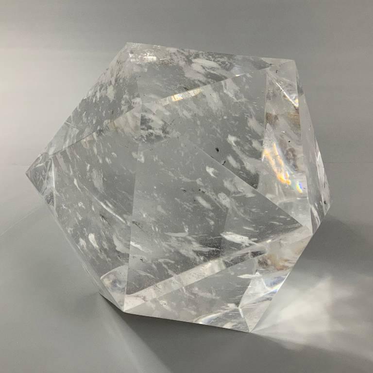 Crystal Icosahedra by Misti Leitz