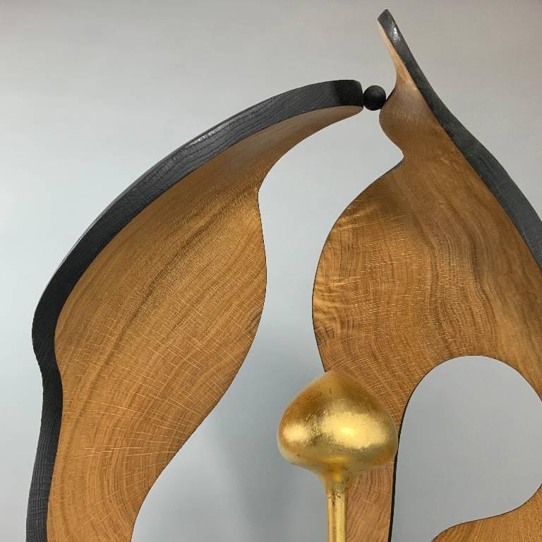 original misti leitz designed sculpture
