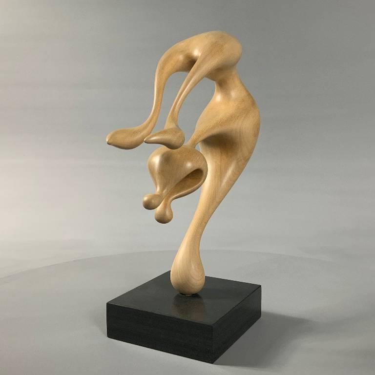 Spirit of Motion sculpture series by Misti Leitz